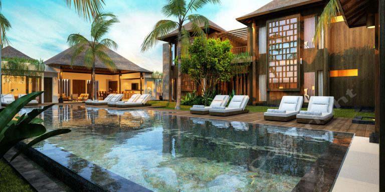Bali Style 3D