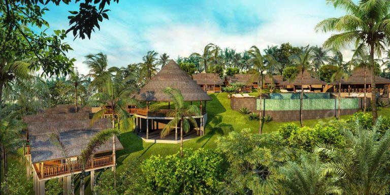 Bali Complex Hotel