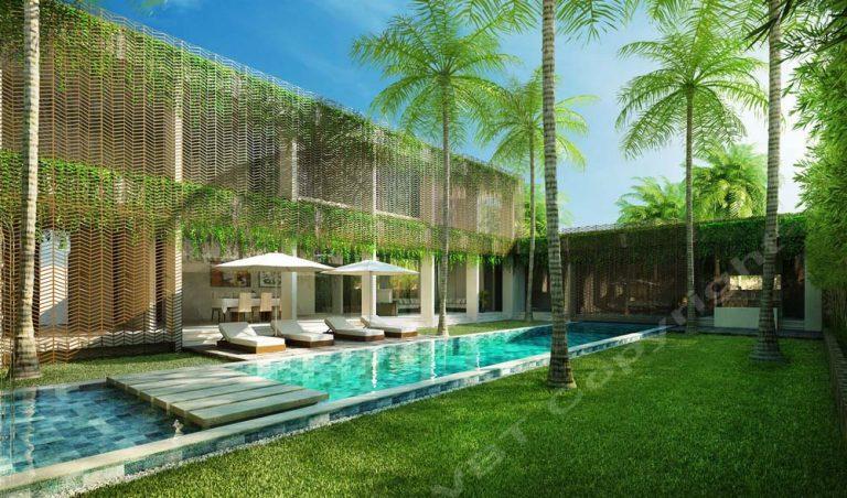 3D Villa Bali
