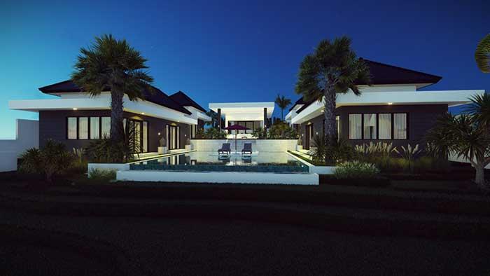 Bali 3D render Images Service