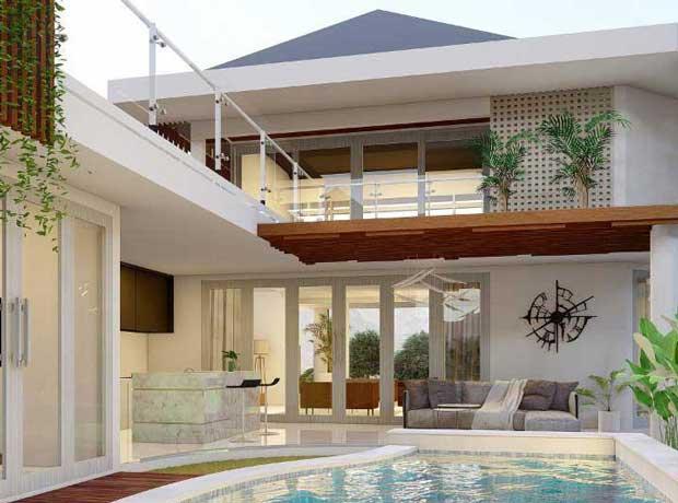 Bali Architecture Villa