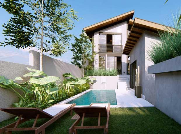 Villa 3 Bedrooms Uluwatu