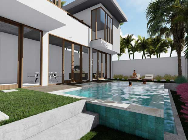 Villa 5 Bedrooms Bumbak Bali