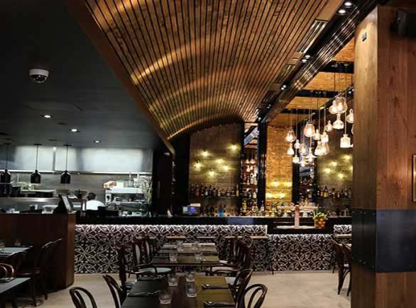 Bar And Restaurant Fit Out In Bali