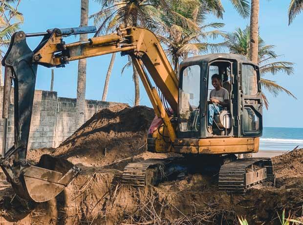 Bali Beachfront Contractor
