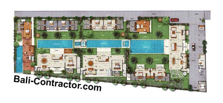 Bali Tropical House Plans Create Your Dream Home In Bali