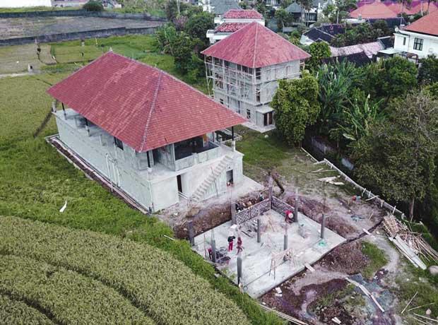 Hotel Construction Canggu